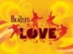 Beatles Love Banner