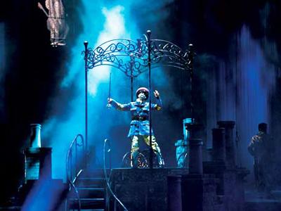 Cirque du soleil love las vegas discount
