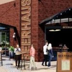 Beerhaus Entrance at The Park Las Vegas