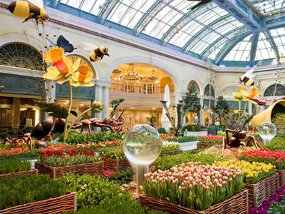 Bellagio Conservatory U0026 Botanical Garden. 3600 S Las Vegas ...