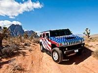 Big Horn Hummer Death Valley National Park Tour
