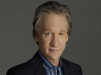 Bill Maher at teh Aces of comedy Tour Mirage Las Vegas
