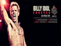 Billy Idol Forever at the House Of Blues Mandalay Bay Las Vegas