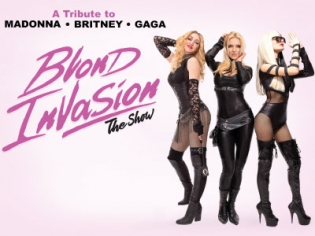 Blond Invasion The Show Las Vegas at V Theater