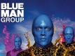 Blue Man Group Banner
