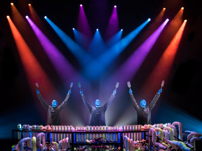 Blue Man Group Discount Code 110
