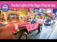 Bright Lights City Tour by Pink Jeep