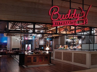 Buddy V's Ristorante Grand Canal Shoppes at the Venetian