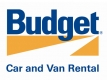 Logo for Budget Car and Van Rental