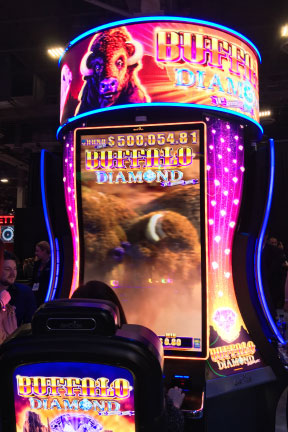 New Vegas slot machines for 2019