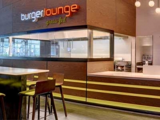 Burger Lounge at the Aria Las Vegas next to the Poker Room
