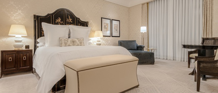 Renovated Room Caesars Las Vegas
