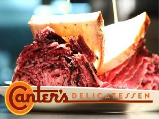 Canter's Deli at the Linq Promenade