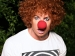 Carrot Top Clown Nose