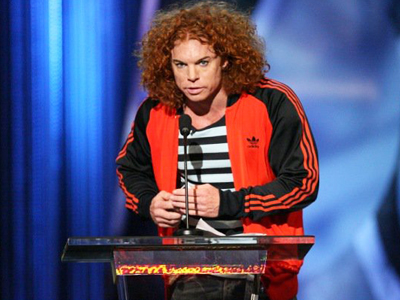 Discount Carrot Top Tickets At Luxor Las Vegas