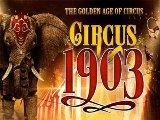 Circus 1903 at Paris Las Vegas