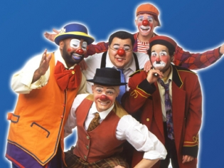 Clowns for Circus Circus
