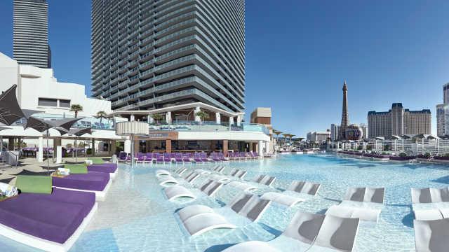 Cosmo Vegas Pool