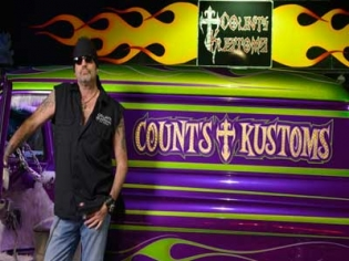 Count's Kustoms Car Tour in Las Vegas