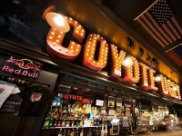 Coyote Ugly Bar Lighted Sign