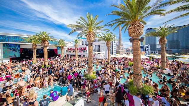 Cromwell Vegas Swimming