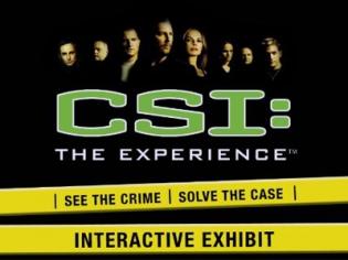 MGM's CSI Banner