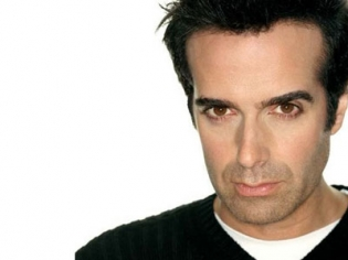 David Copperfield MGM Grand Head Shot