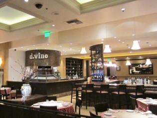 D. Vino Restaurant Entrance