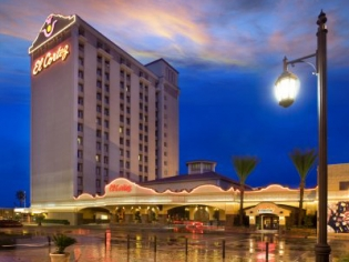 Night View of Hotel & Casino