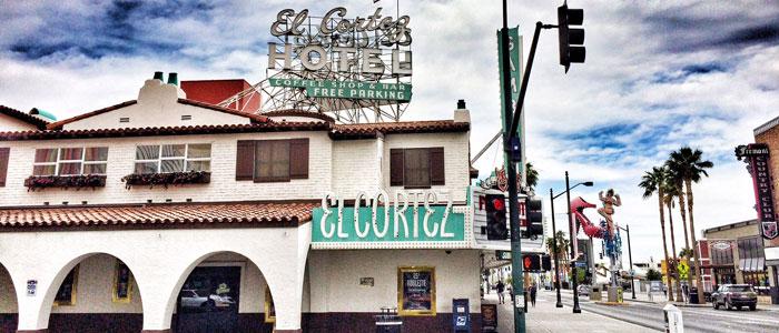 Las vegas motels off the strip