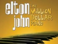 Elton John The Million Dollar Piano Banner