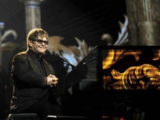 Elton John The Million Dollar Piano