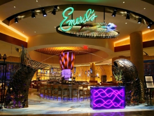 Emeril's Fish House View of Entrance