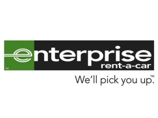 Enterprise We'll Pick You Up Logo