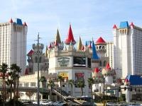 Excalibur Hotel Las Vegas Front View
