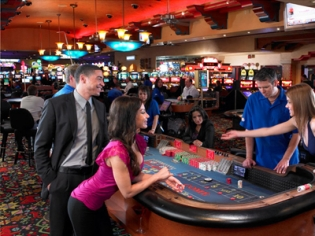 Video Poker, Slots, Table Games, Race & Sports, & Bingo