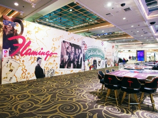 Flamingo Casino Floor