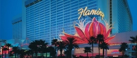 Main Entrance Flamingo Las Vegas