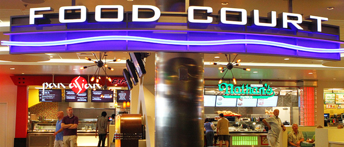 The Best Food Courts In Las Vegas 2014