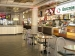 Food Court Riviera Restaurant Counters