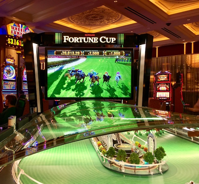 Fortune Cup in Casino