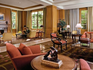 Enjoy a Quiet, Wonderful hotel w/ elegant rooms