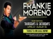 Frankie Moreno the Ultimate Las Vegas Showman