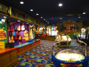 Games at Fun Dungeon