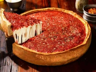 Giordano's Chicaog's Best Pizza at Grand Bazaar Shops Bally's Las Vegas