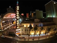 Golden Gate Hotel and Casino Downtown Las Vegas