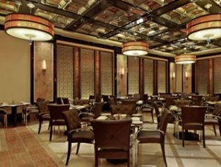 Grand Lux Cafe Palazzo Dining Room