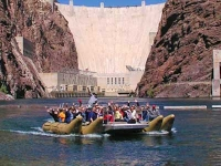 Hoover Dam Top to Bottom Pink Jeep Tour