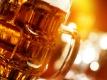 Beer in Glass Mug