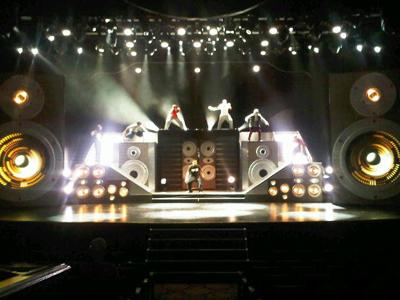 Jabbawockeez Ticket Codes And Las Vegas Seating Charts Theater At